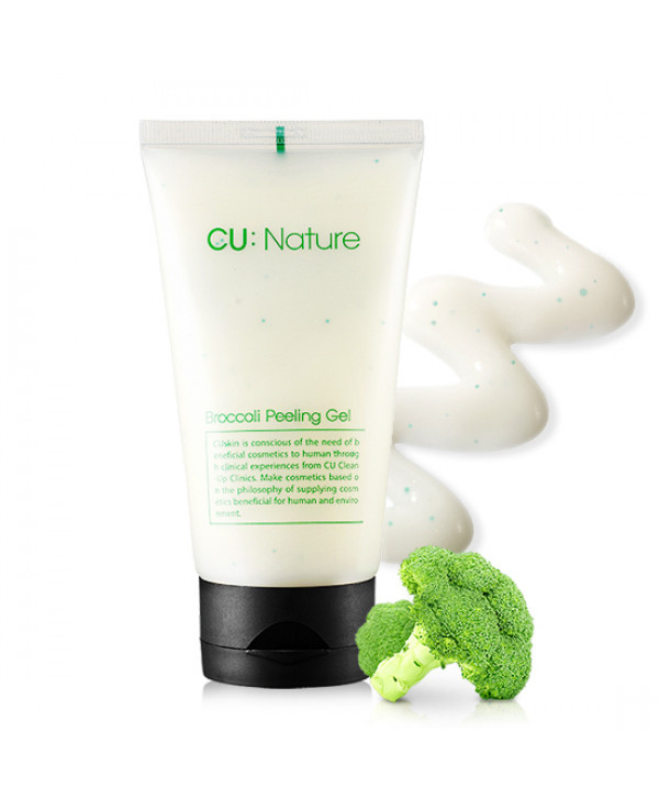 CU SKIN CU:NATURE Broccoli Peeling Gel, 100ml