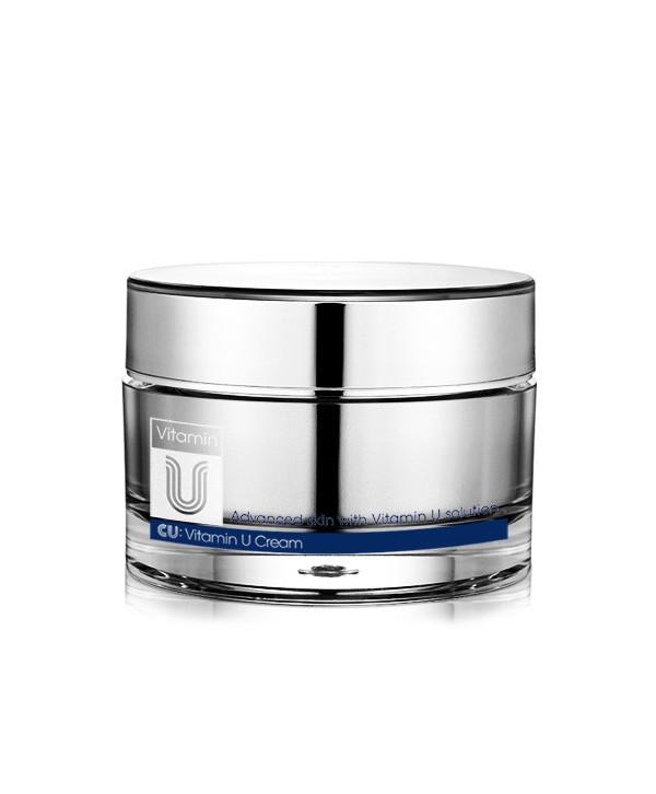 Anti-Aging CUSKIN VITAMIN U Cream, 50мл