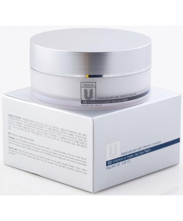 Cuskin: Vitamin U Hydro Gel Eye Patch, 60pcs