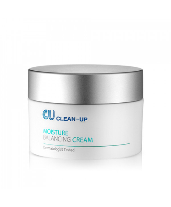 Cuskin Clean-Up Moisture Balancing Cream, 50ml