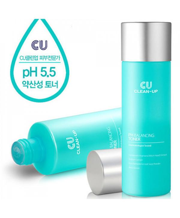 Гиалуроновый Тонер Cuskin Clean-UP pH Balancing Toner